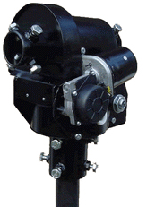 RAS - Azimuth and Elevation combo rotator