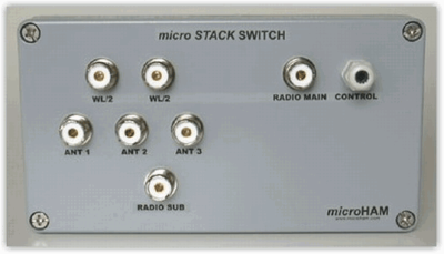 microHAM Stack Switch
